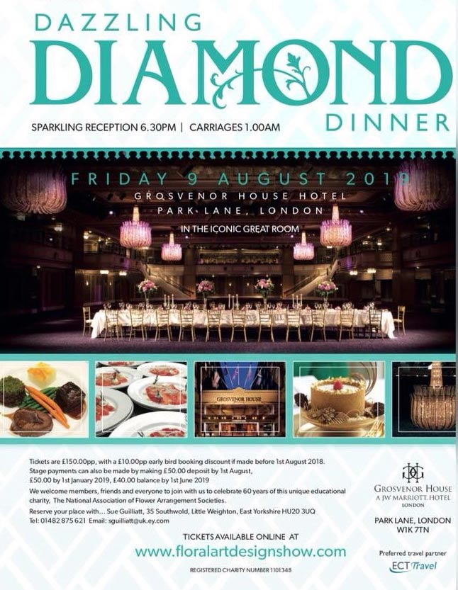 dazzling diamond dinner