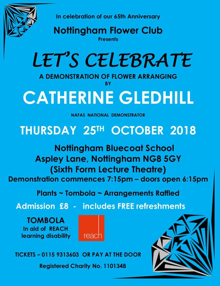 lets celebrate catherine gredhill