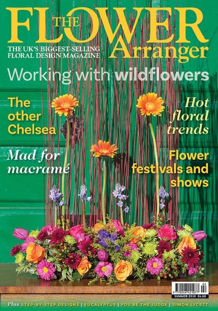flower arranger magazine summer edition