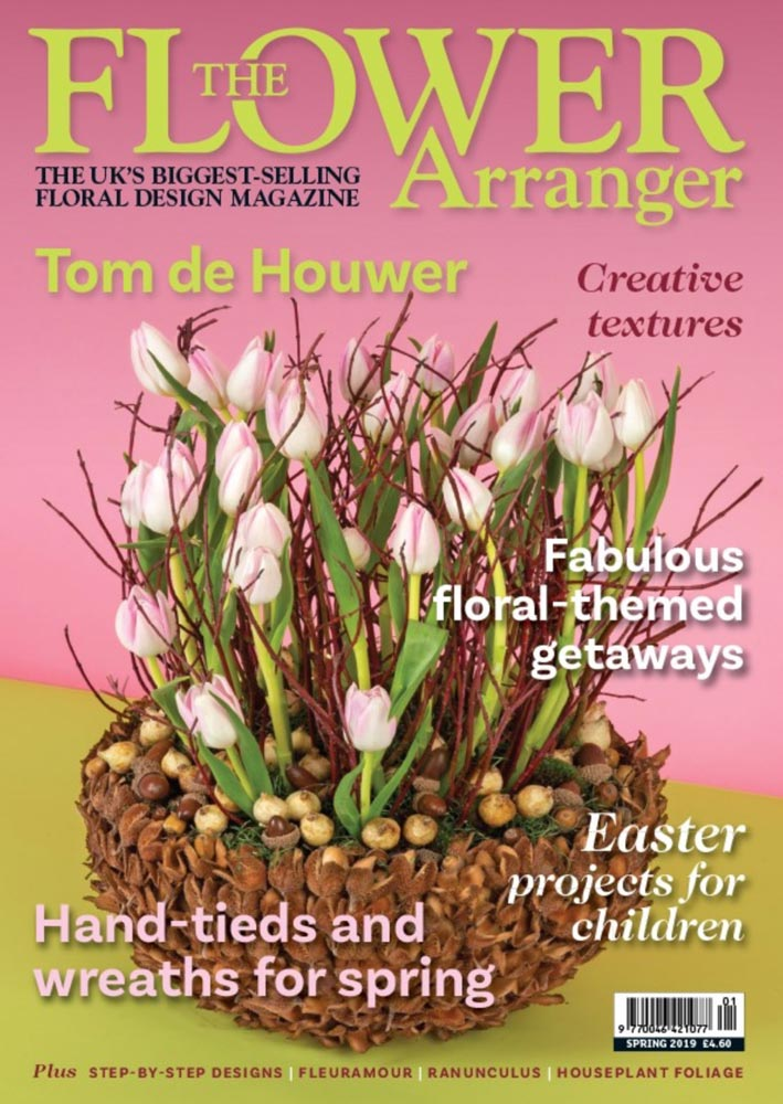 flower arranger spring 2019