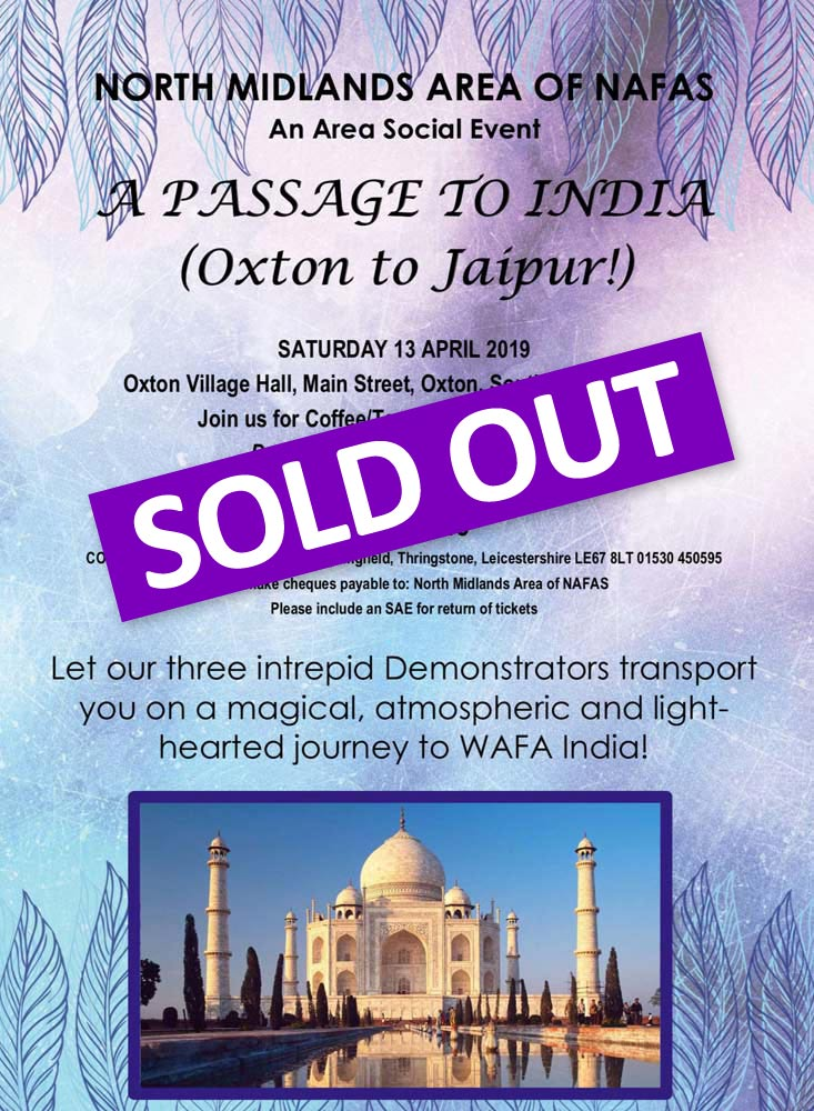 nafas jaipur india sold out